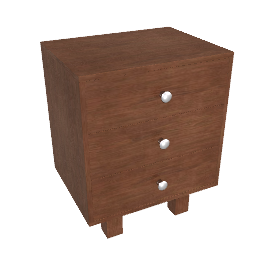 Nelson™ BCS, 3 Drawers