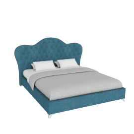 Sylvia Bed - 200x210 cms