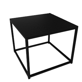 House by John Lewis Skip Square Side Table