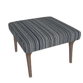 Zio Lounge Footstool