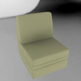Dizzy Chair Bed, Beige