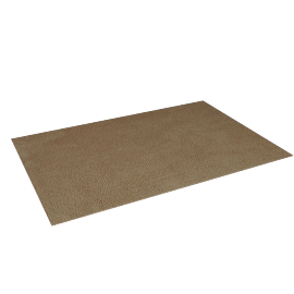 Malaga Reversible Bath Mat - 60x90 cms, Brown