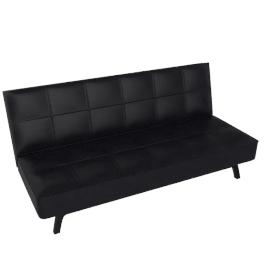Yoko Sofa Bed, Black