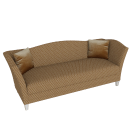 Casablanca 3 Seater Metallic