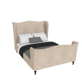 Regency Bedstead Double