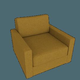 Soto Sleeper Chair - Ultrasuede