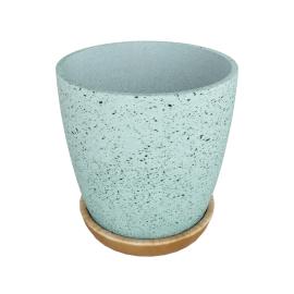 Talia Planter Pot - 22.2x22.2x23 cms