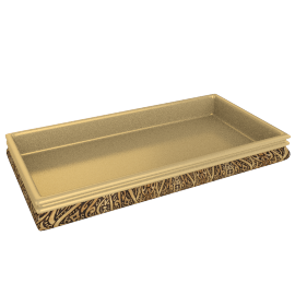 Catalufa Towel Tray