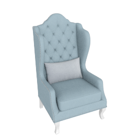 Arabesque Accent Chair