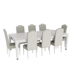 Prestige 8-seater Dining Set
