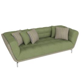 Cyprus 3-seater Sofa