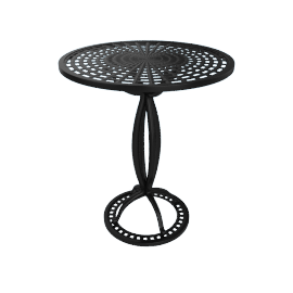 Sol y Luna Bar-Height Table, Round