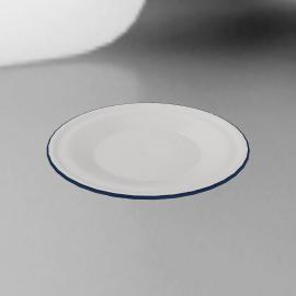Wedgwood Jasper Conran Platinum Dessert Plate, 23cm