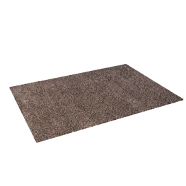 Lungo Rug, Brown / Grey, W140 x L200cm