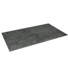 Indulgence Reversible Bath Mat - 70x120 cms, Green