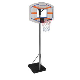 TP401 Freestanding Basketball Set