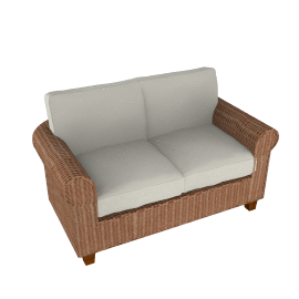 Maldives Small Sofa
