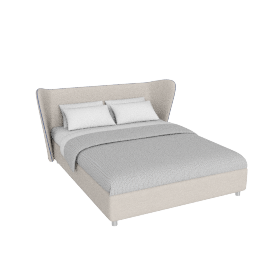 Bergere Bed, King
