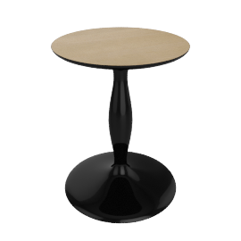 Parigi Pedestal Table
