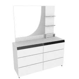 Betrib Dresser with Mirror