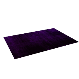 Majestic Rug - 160x230 cms, Purple