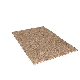 Turtle Mat Multi-Grip Mat, Fawn, 75 x 50cm