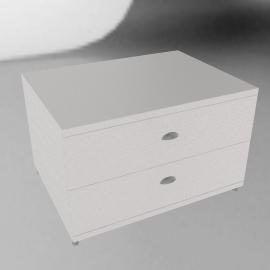 Atlas Wide 2 Drawer Dresser