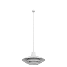 House Harvey Shade, White