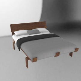Case Study Alpine Bed - Queen