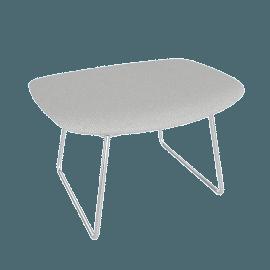 Bertoia Bird Ottoman with Full Cover – Bouclé
