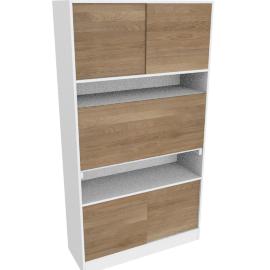 Jasper's Bookcase
