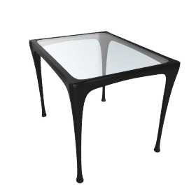 Sol y Luna Side Table