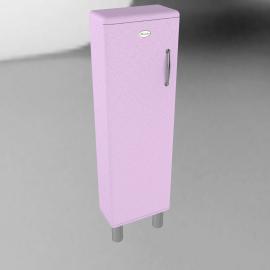 Mini Malibu CD Cupboard, Pink