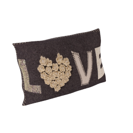 John Lewis Love Cushion