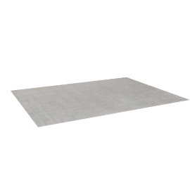 Natura Rug 9x12, Light Grey