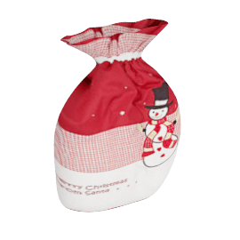 Christmas Toy Sack, Red