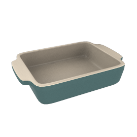 Le Creuset Rectangular Dish, 19cm, Granite