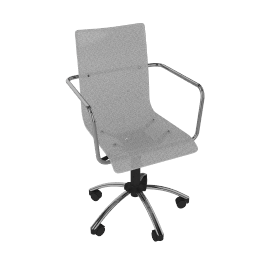 Ice Desk Chair