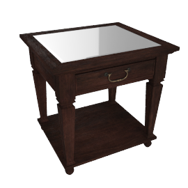 Myler End Table, D.Wlnt