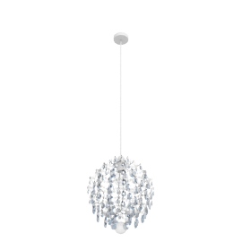 Easy-to-fit Baroque Ceiling Pendant Shade