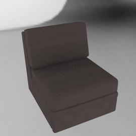 Dizzy Chair Bed, Mocha