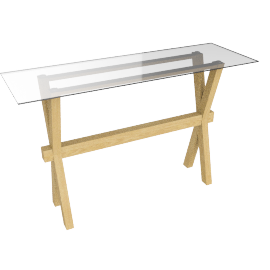 Gene Console Table