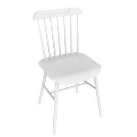 Salt Chair - White