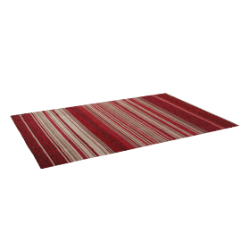 Multi Stripe Rugs 300x200, Bold
