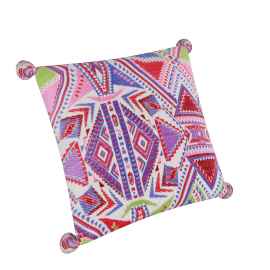 Tribal Cushion Cover - 45x45 cms