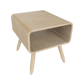 Esme side table, ash