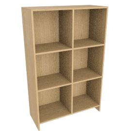 House by John Lewis Oxford 3 x 2 Shelf Unit
