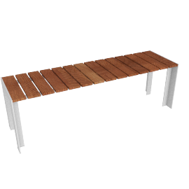 Deneb Teak Bench - Medium