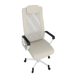 Dublin High Back Chair