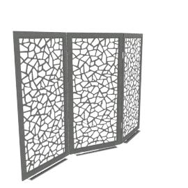 MOUCHARABIEH 3 Panels